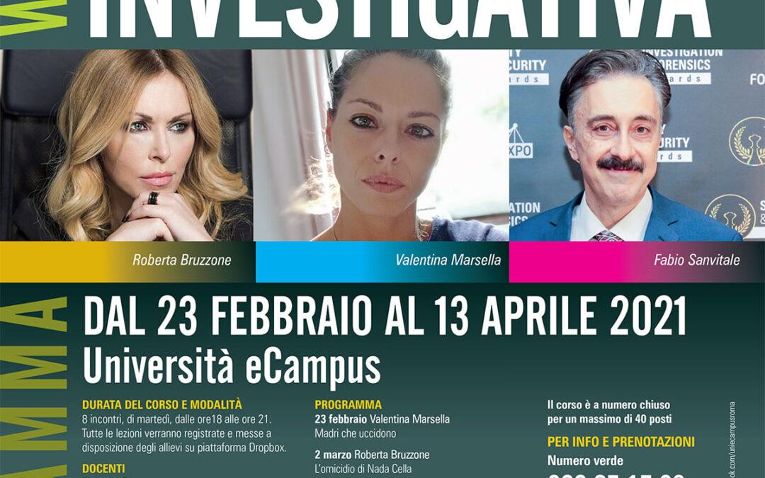 Webinar Criminologia Investigativa