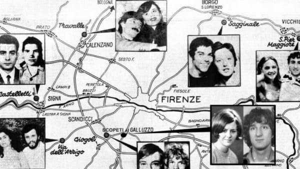 Mostro di Firenze e crimini seriali